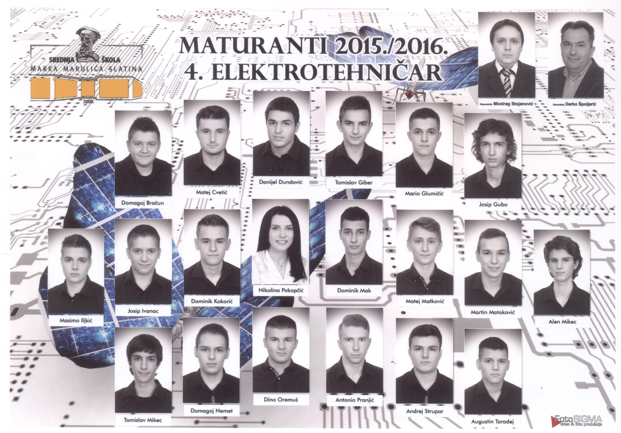 4. elektrotehničari