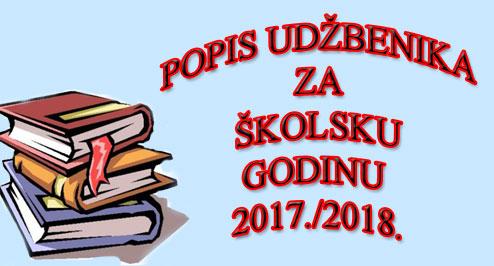 Slikovni rezultat za popis udžbenika
